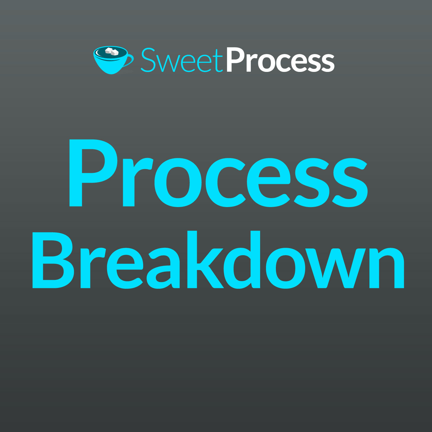Process Breakdown Podcast (audio)